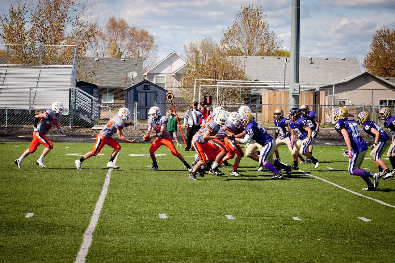 Cowboys V vs Huskies V   030