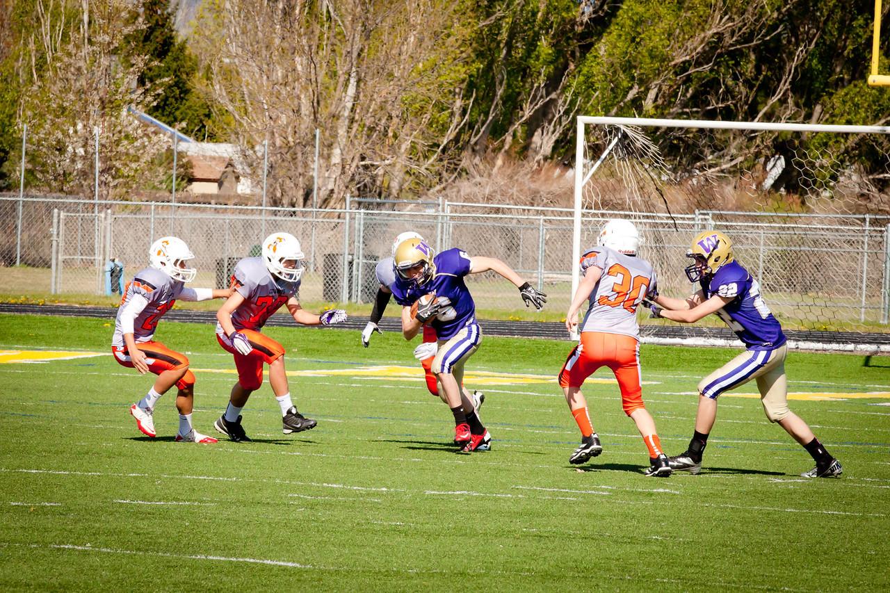Cowboys V vs Huskies V   043