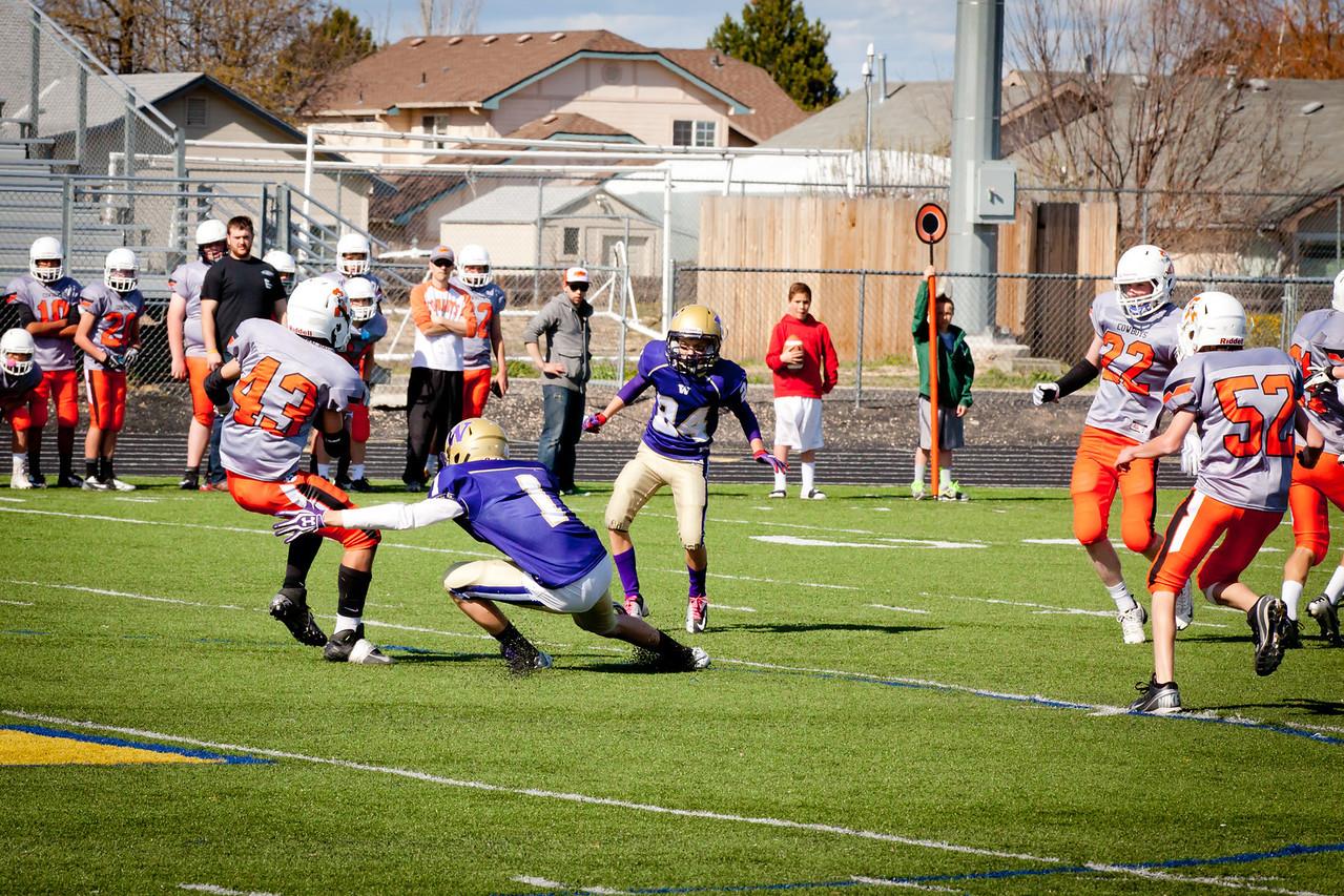 Cowboys V vs Huskies V   038