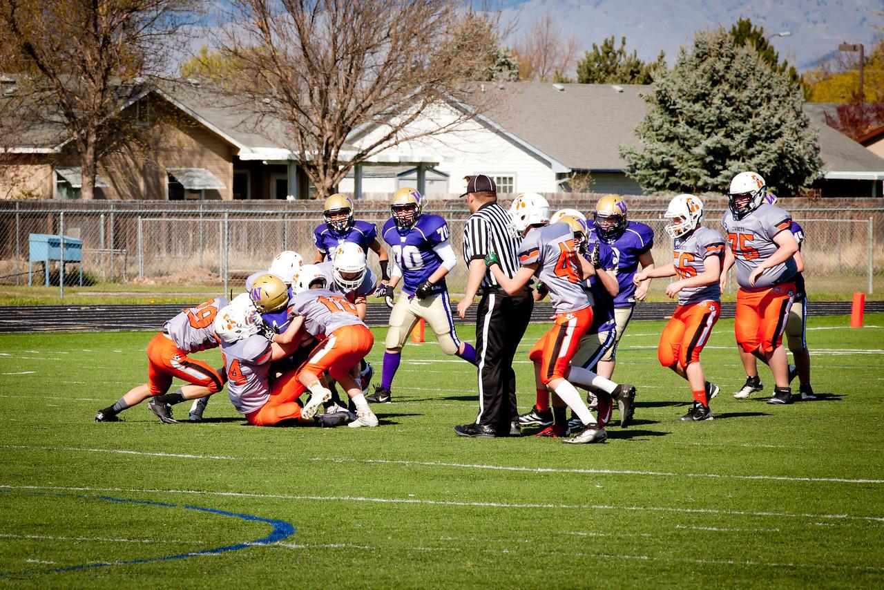 Cowboys V vs Huskies V   047