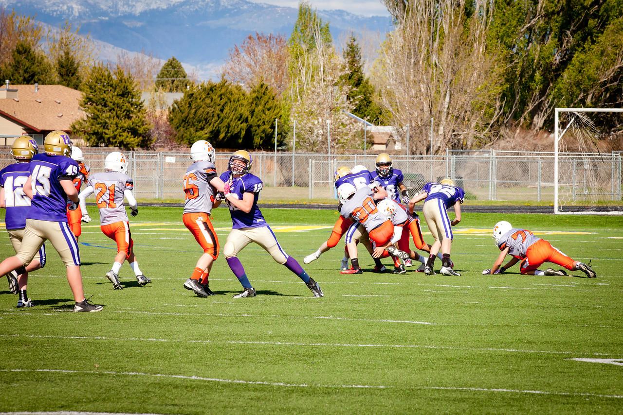 Cowboys V vs Huskies V   044