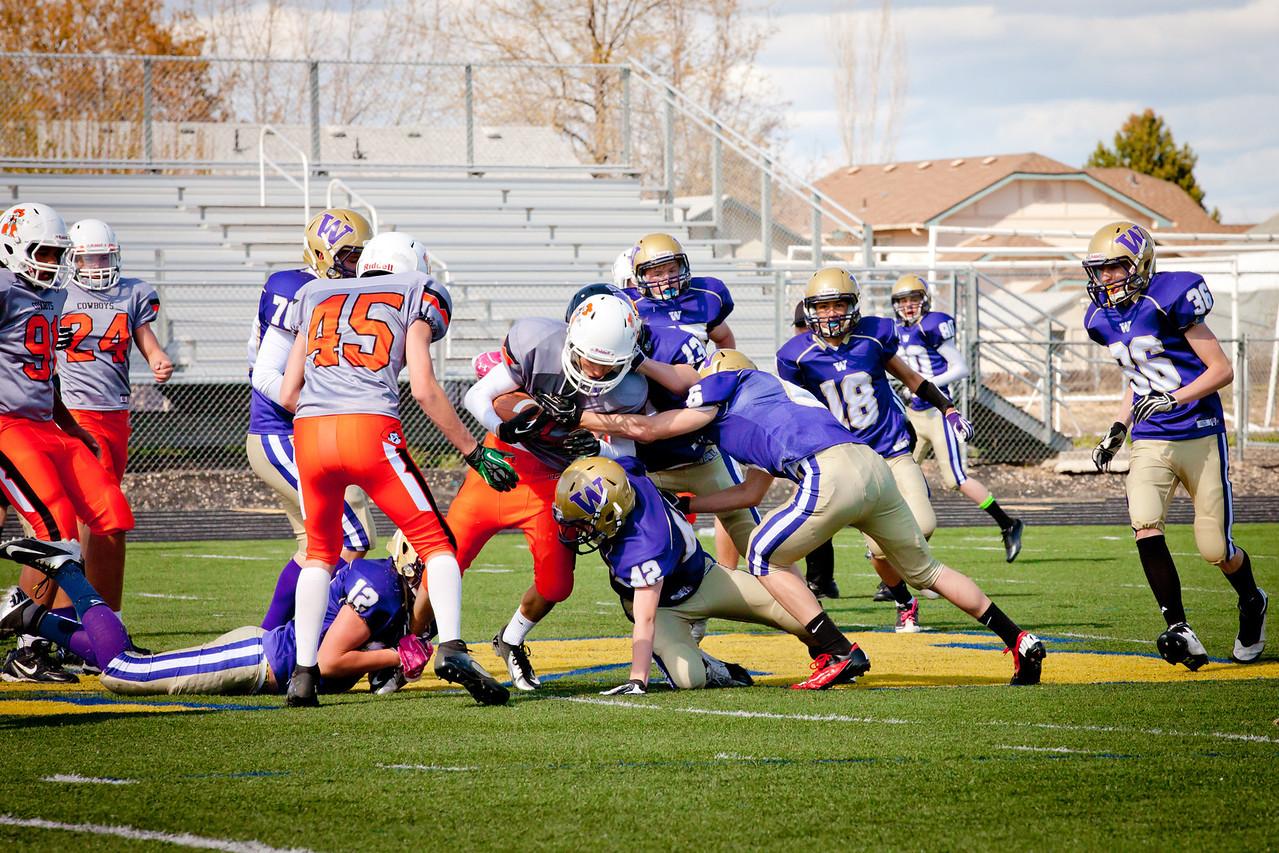 Cowboys V vs Huskies V   029