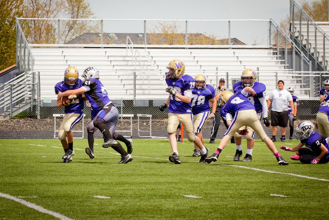 TCU JV vs Huskies JV    079