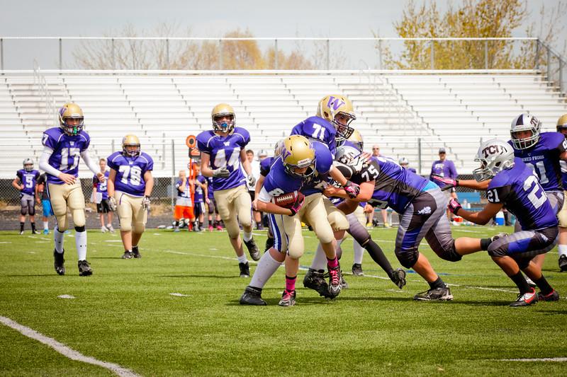 TCU JV vs Huskies JV    061