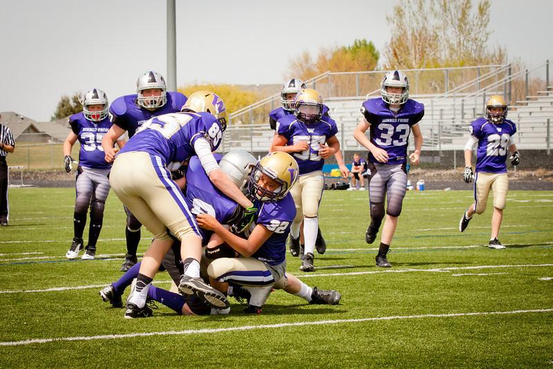 TCU JV vs Huskies JV    099