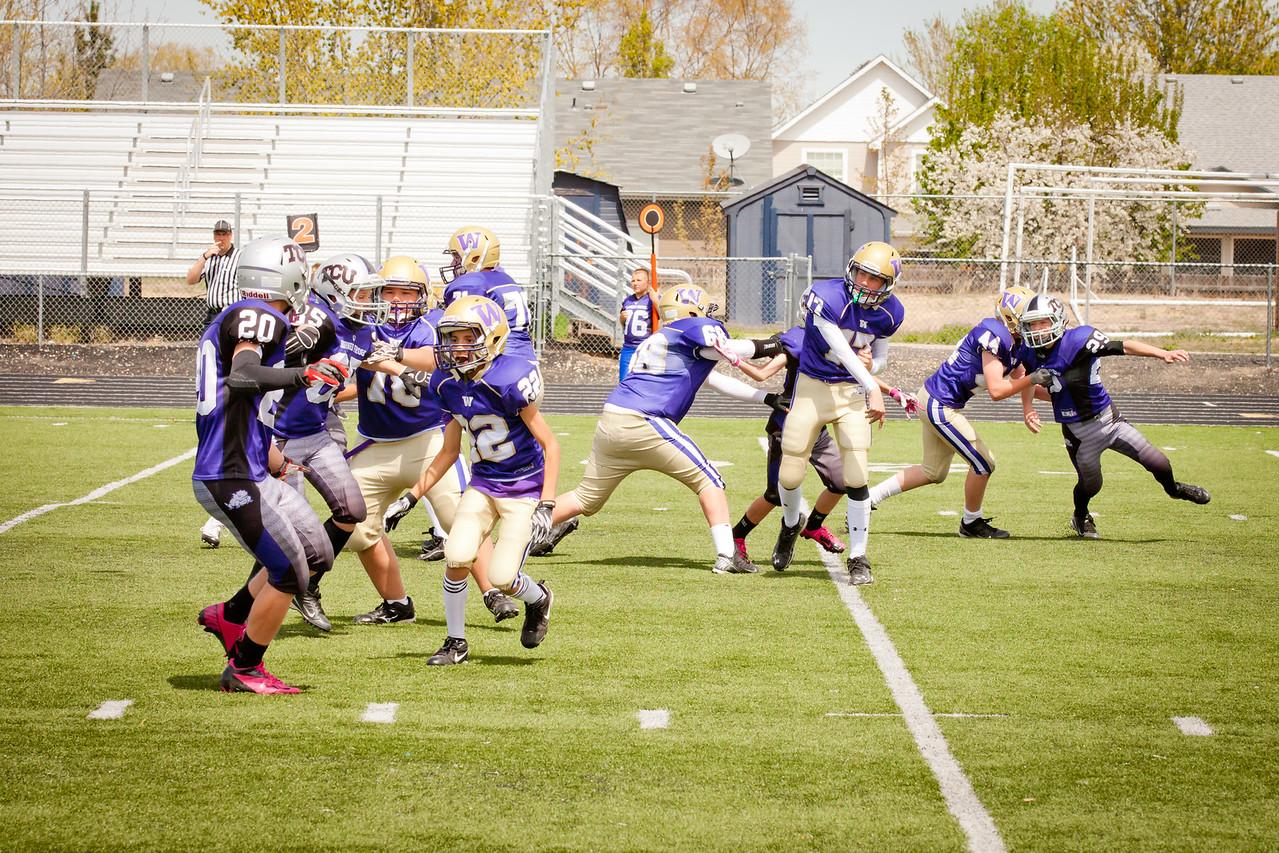 TCU JV vs Huskies JV    094