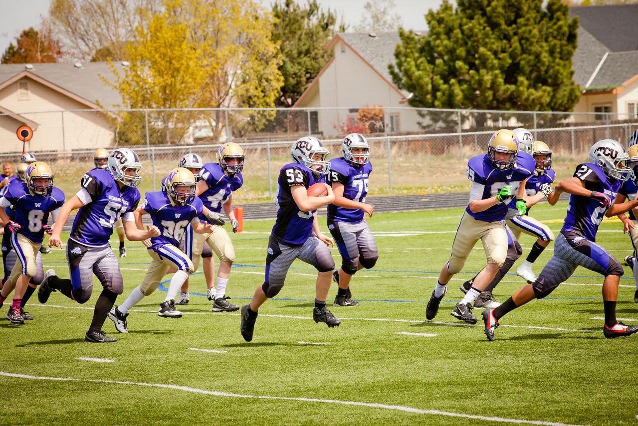 TCU JV vs Huskies JV    083