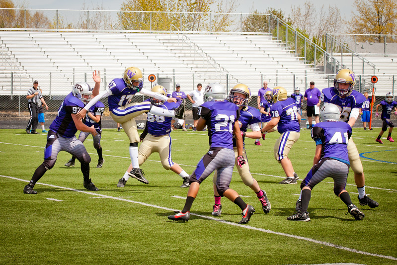 TCU JV vs Huskies JV    069