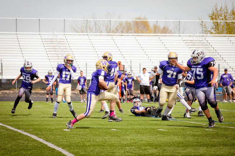 TCU JV vs Huskies JV    059