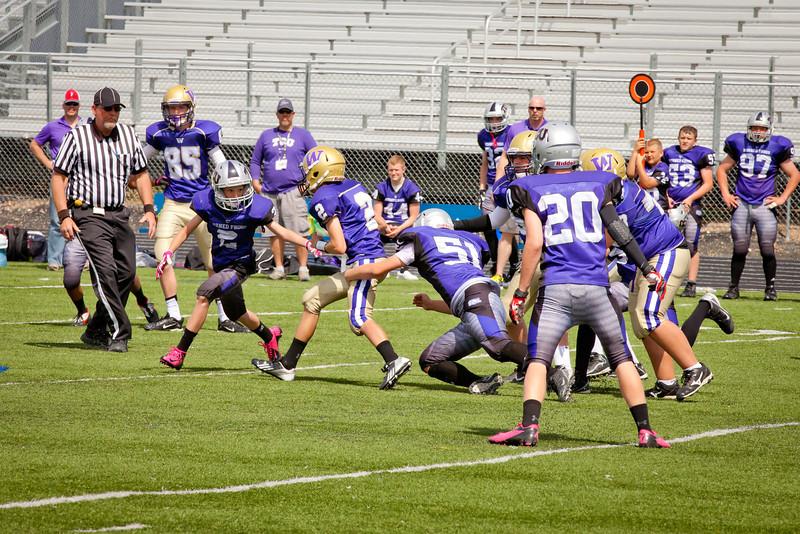 TCU JV vs Huskies JV    010
