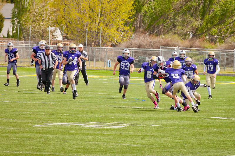 TCU JV vs Huskies JV    046