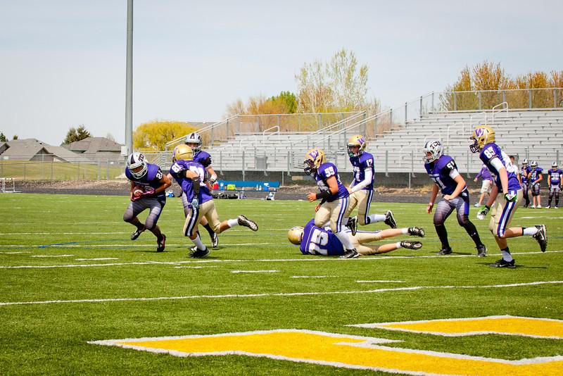 TCU JV vs Huskies JV    015