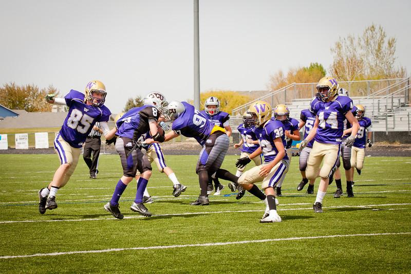 TCU JV vs Huskies JV    098