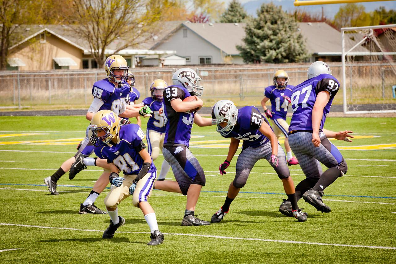 TCU JV vs Huskies JV    085