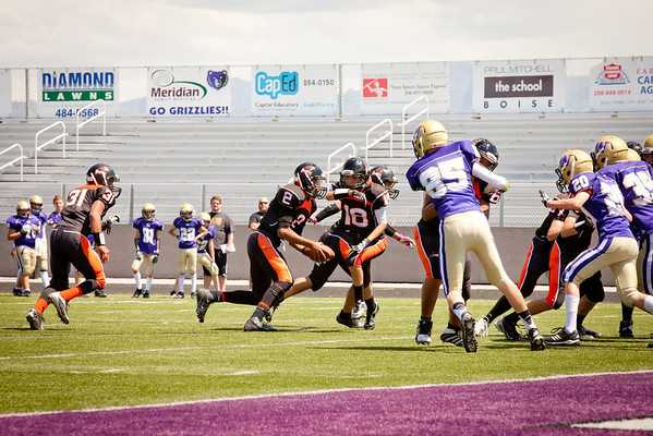 OSU Black JV vs Huskies JV  050