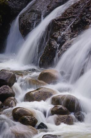 Englishman River Falls