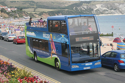 1403, HF09FVW, Wilts & Dorset, Swanage