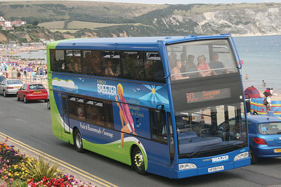 1404, HF09FVX, Wilts & Dorset, Swanage