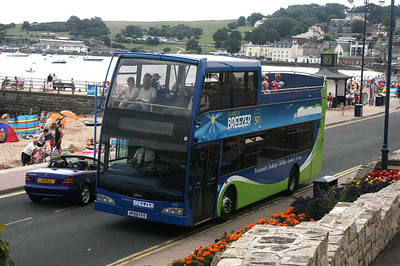 1402, HF09FVV, Wilts & Dorset, Swanage