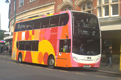 1608, HF65AYB, Morebus, Bournemouth Square
