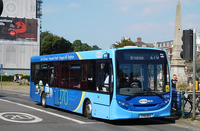 6780 - YY15GCZ - Brighton (St. Peter's Church)