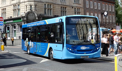 6781 - YY15GDA - Brighton (Castle Square)