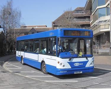 361 - Y361HMY - Horsham (town centre) - 25.3.12