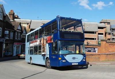 469 - YV03RBU - Tunbridge Wells (railway station) - 2.4.13
