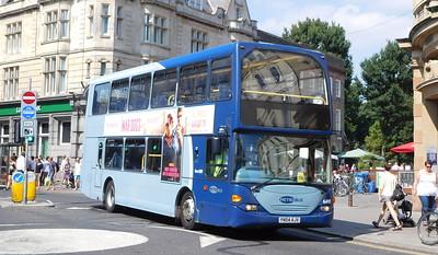 6495 - YN54AJV - Brighton (Castle Square)