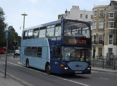 485 - YN53RYX - Brighton (Gloucester Place) - 11.7.11