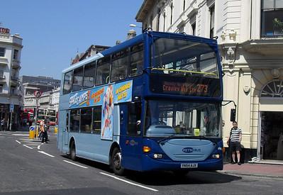 496 - YN54AJX - Brighton (North St) - 4.6.10