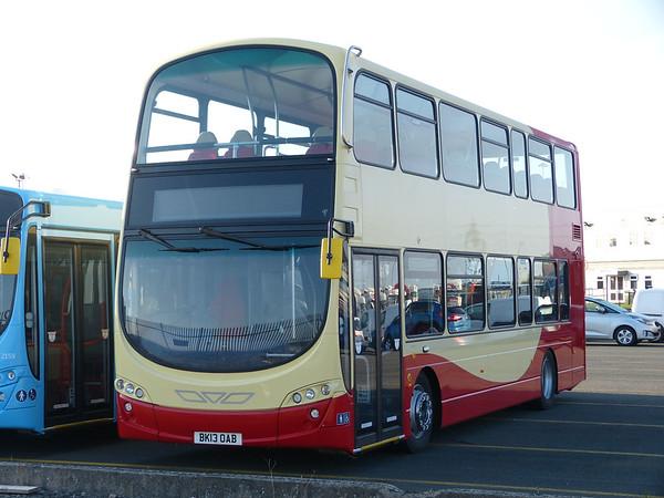 Brighton & Hove 459 130526 Heysham