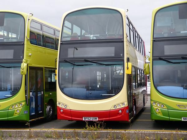 Brighton & Hove 446 120916 Heysham