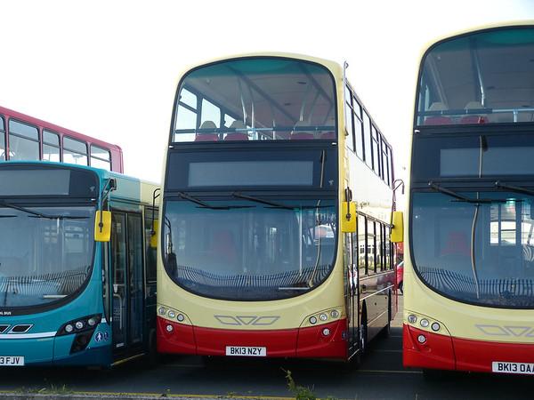 Brighton & Hove 456 130526 Heysham