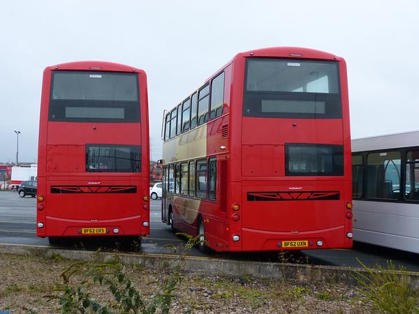 Brighton & Hove 447. 451 120930 Heysham