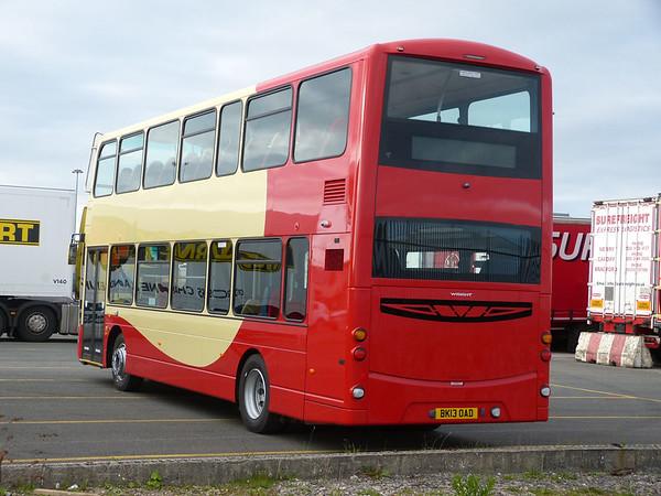 Brighton & Hove 461 130602 Heysham