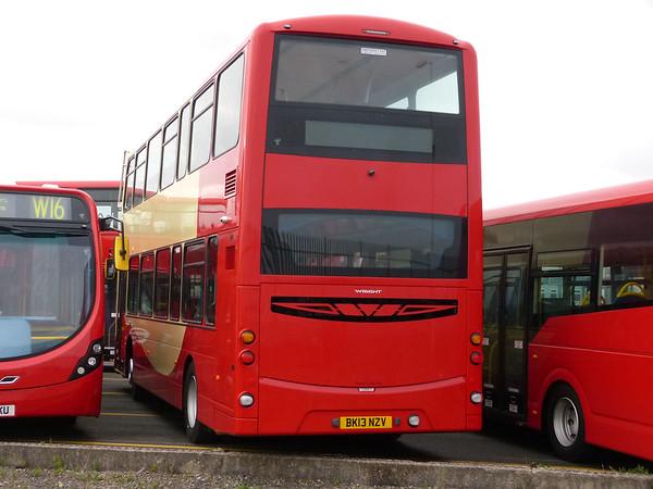 Brighton & Hove 453 130512 Heysham