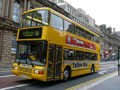 Go North East 3832 080830 Newcastle