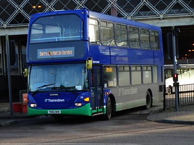 Thamesdown 376 150203 Swindon [©BW]