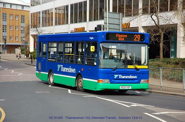 Thamesdown 102 100413 Swindon [jg]