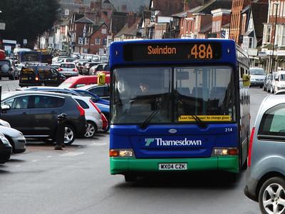 Thamesdown 214 150222 Marlborough [©BW]