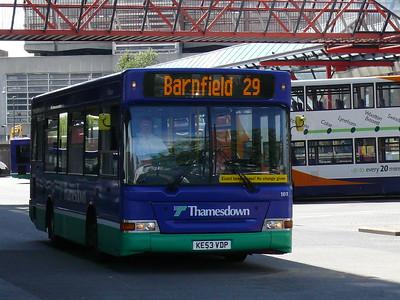 Thamesdown 101 110725 Swindon