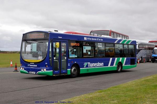 Thamesdown 505 120916 Duxford [jg]