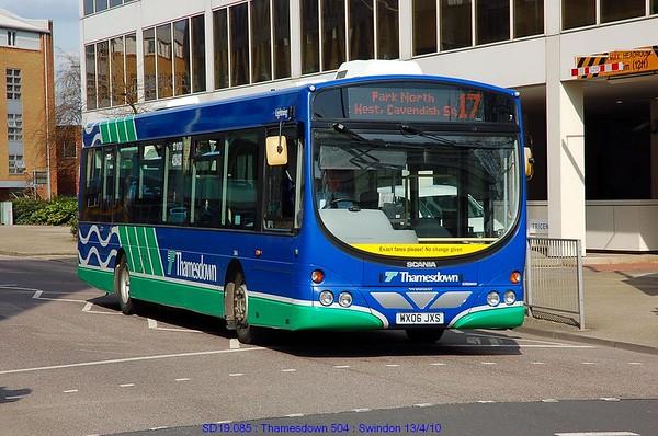 Thamesdown 504 100413 Swindon [jg]