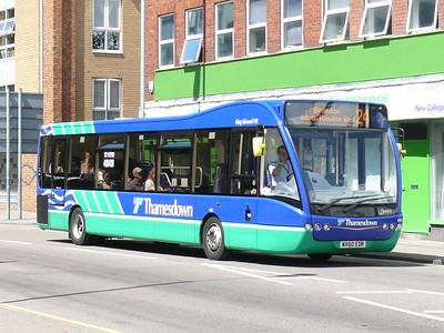 Thamesdown 405 110725 Swindon