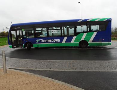 Thamesdown 413 141111 Swindon [©BW]