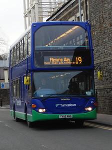Thamesdown 373 150203 Swindon [©BW]