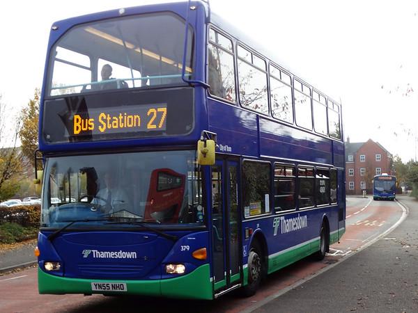 Thamesdown 379 151102 Swindon [©BW]