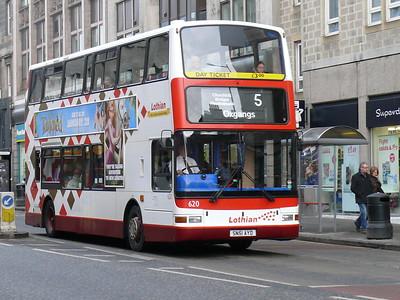 Thamesdown 364 110122 Edinburgh