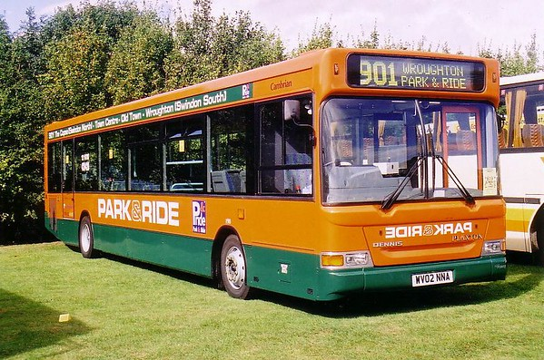 Thamesdown 198 020922 Duxford